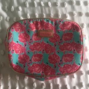 Lilly Pulitzer make up bag